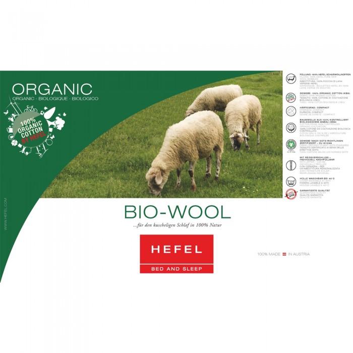 Hefel Bio Wool kudde