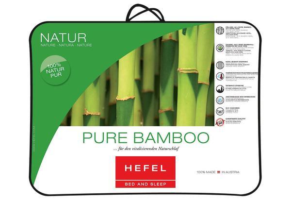 Hefel Pure Bamboo täcke
