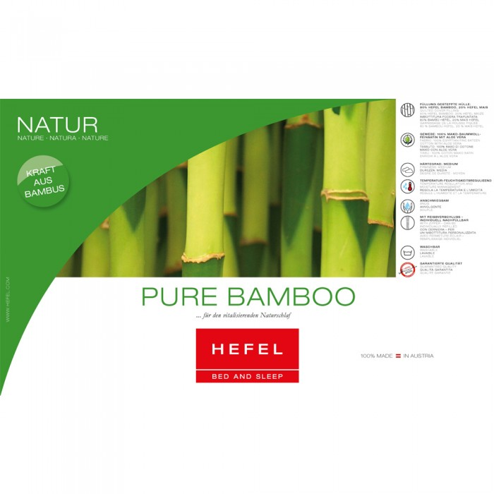 Hefel Pure Bamboo kudde