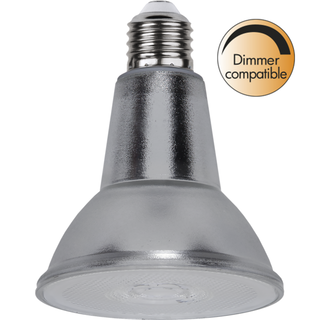 LED-LAMPA E27 PAR30 SPOTLIGHT GLAS medium