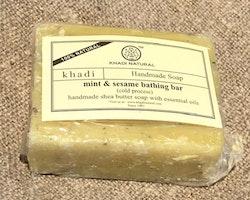 Naturliga Ayrvediska Tvålar, Mint & Sesame seeds
