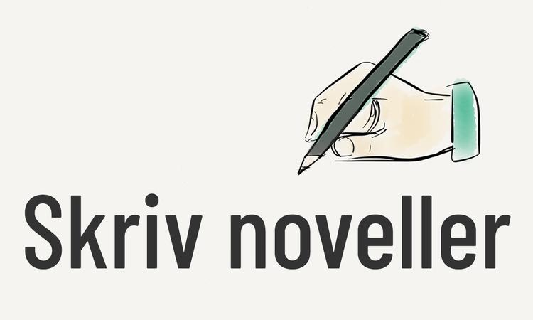 Sommarkurs – Skriv noveller