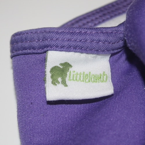 LittleLamb Pocket med inlägg (Olika färger)