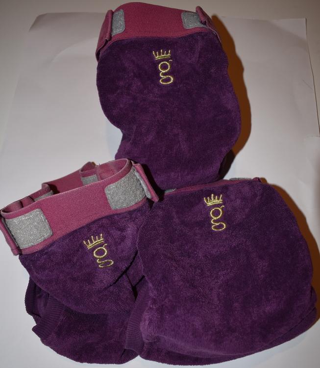gDiapers M Velvet Lila (LE) (012)