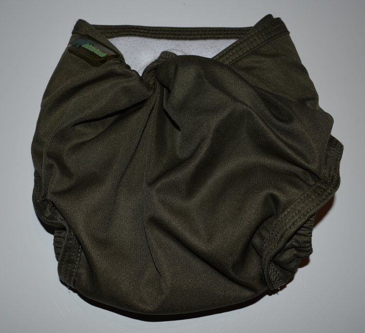 Little Lamb Pocket Khaki Storlek 1