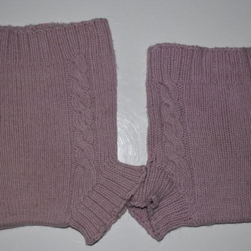 Handgjorda ullbyxor (2 storlekar)