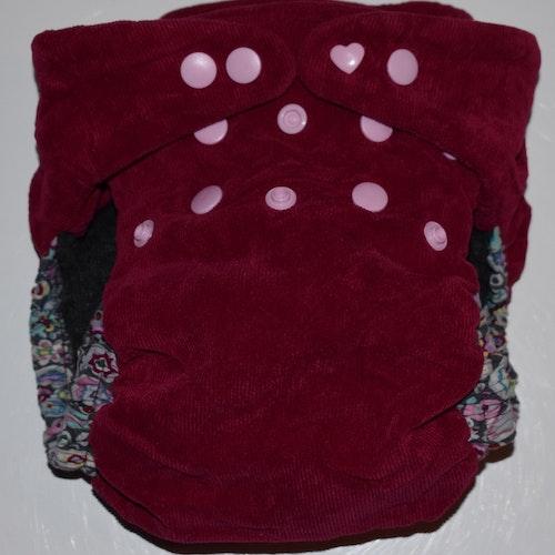 Littleberry AI2 ull, med inlägg, storlek 2/3