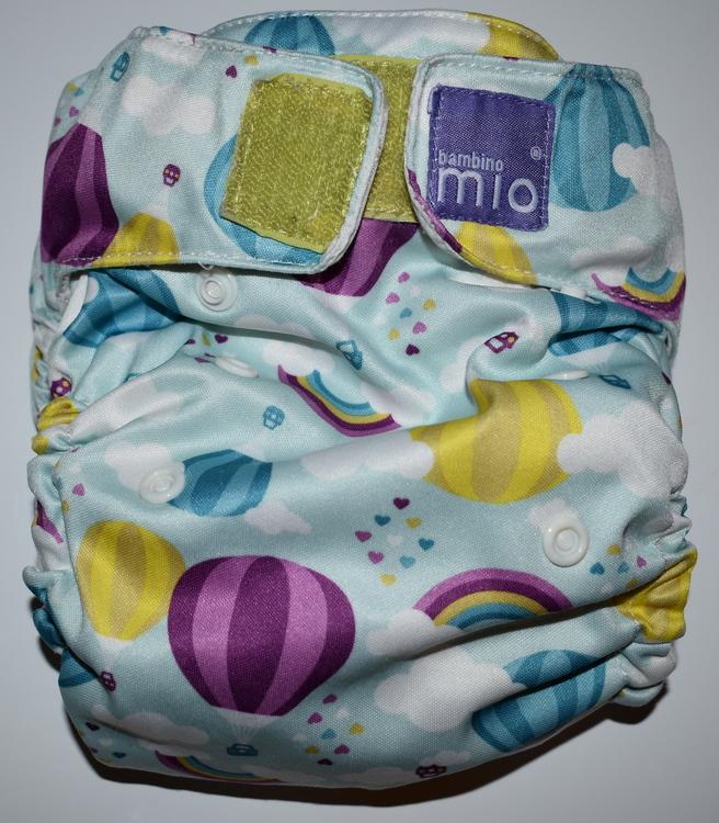 Bambino MIO OS (Olika mönster)