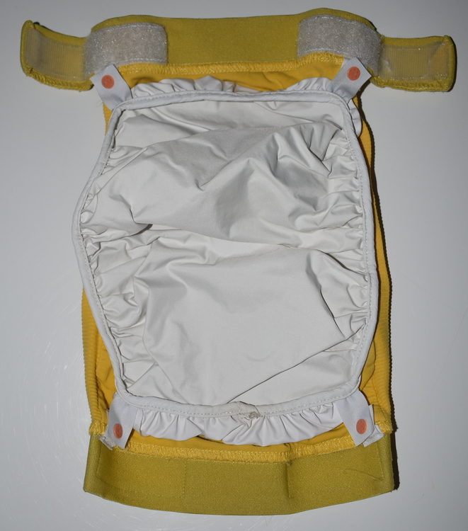 gDiapers Medium inkl. pouch