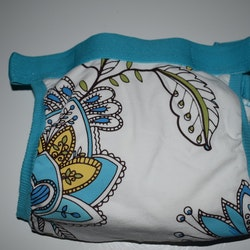gDiapers Girly twirly Small inkl. pouch