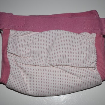 gDiapers Vit/Rosa Small