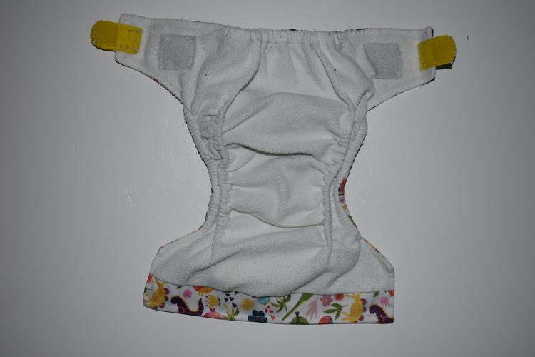 Baba+Boo Pockets nyfödd inkl inlägg