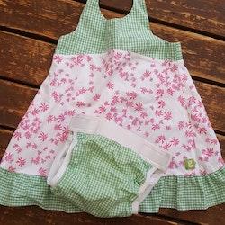 gDiapers blöjbyxa med tillhörande tunika/klänning (012)
