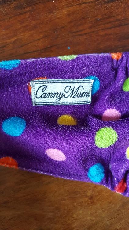 Carry Mum Pocket i minky