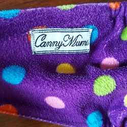 Carry Mum Pocket i minky