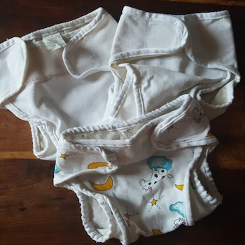 Diaperaps Blöjskal Small (043)