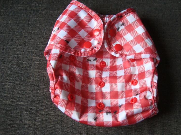Buttons Diapers Blöjskal (049)