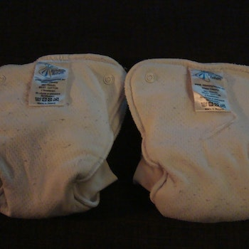 Mommy Mouse SIO Travel Silky Cotton inlägg (049)