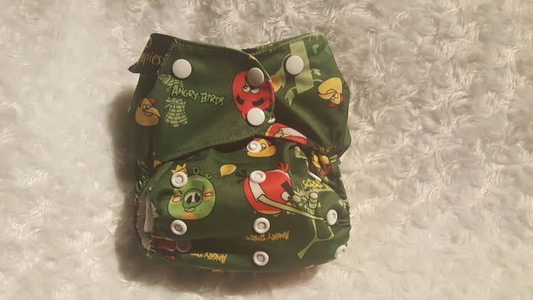 Cheapies AiO med Angry Birds (039)