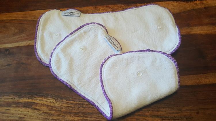 Buttons diapers Nattinlägg (065)