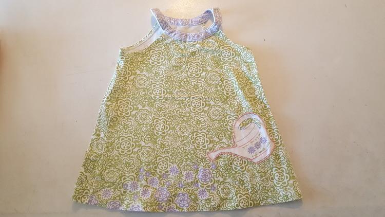 gDiapers klänning gFleur (063)