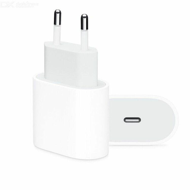 20W PD snabb adapter för iPhone för iphone 50pcs