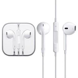 Hörlurar 3.5mm till iPhone 50 pcs