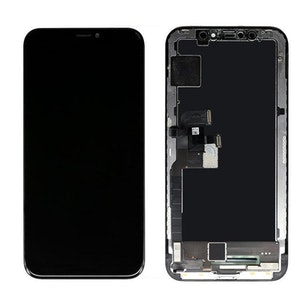 iPhone XS OLED lcd skärm original Quality