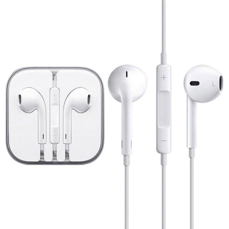 Hörlurar 3.5mm till iPhone 5, 5s,SE, 6,6+,6s,6s+