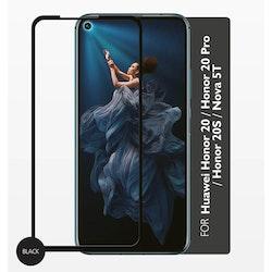 komplett skärmskydd för Huawei Nova 5T