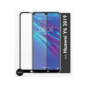 komplett skärmskydd för Huawei Y6 2019