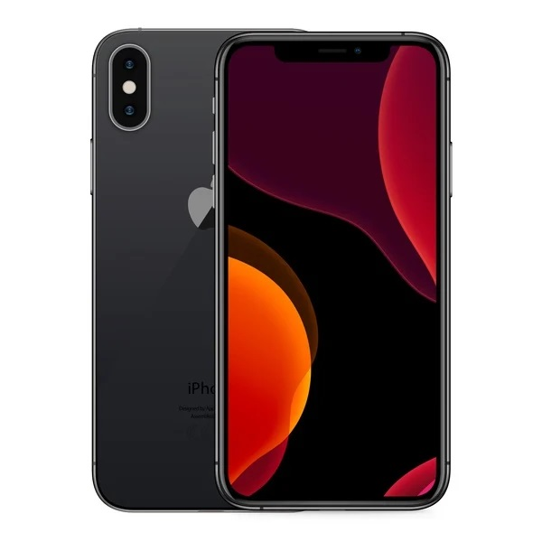 iPhone X 64GB Rymdgrå