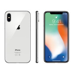 iPhone X 64GB vit
