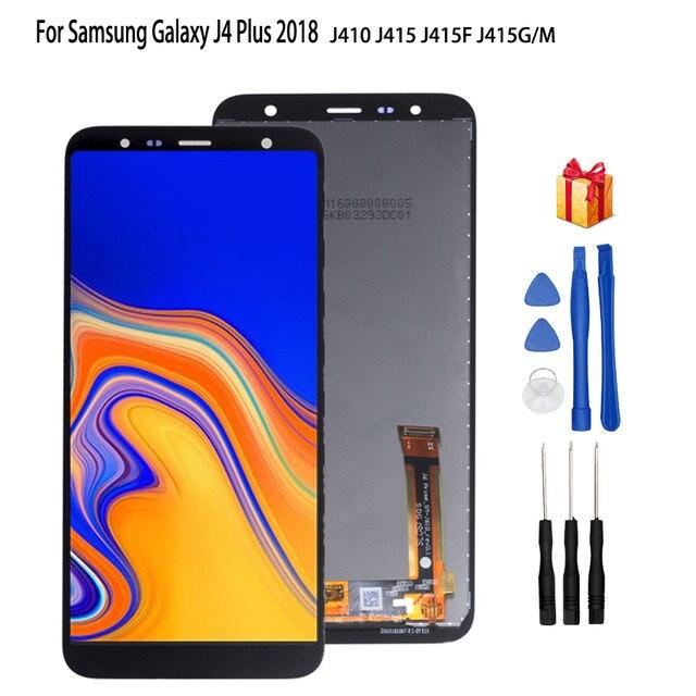 Samsung Galaxy J4 Plus SM-J415FN/DS / J6 Plus SM-J610 Skärm
