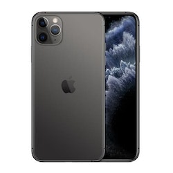 iPhone 11 pro max 256GB Space Gray öppet paket A +++