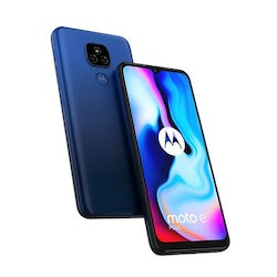 Motorola Moto E7 Plus 4+64GB Misty Blue