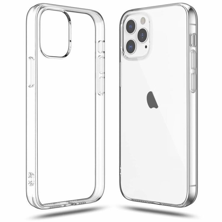 IPhone 12 Pro - Shockproof TPU Skal - Transparent