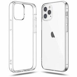 IPhone 12 Pro - Shockproof TPU Skal - Transparent