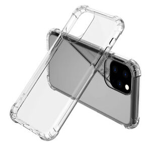 IPhone 12 Pro max - Shockproof TPU Skal - Transparent