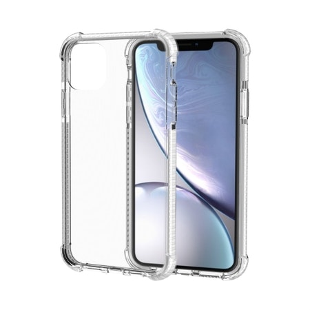 IPhone 11  - Shockproof TPU Skal - Transparent