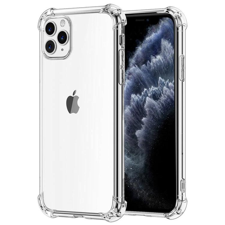 IPhone 11 Pro  - Shockproof TPU Skal - Transparent