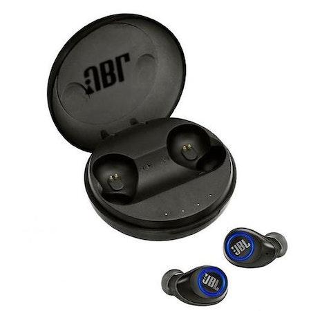 JBL Free Trådlösa in-ear-hörlurar med ett klassiskt JBL-ljud