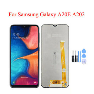 LCD Display Touch Screen Digitizer Assembly For Samsung Galaxy A20E SM-A202F