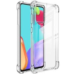 Shockproof TPU Samsung A series 100pcs