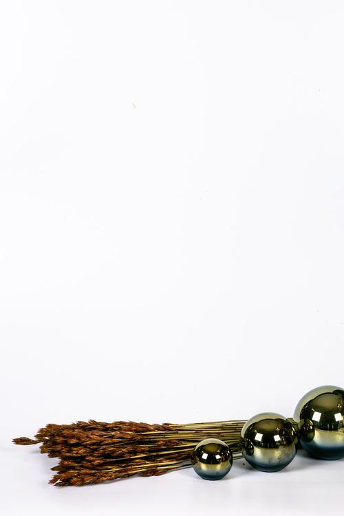 Torkade Thatch Reed - Naturell