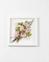 Blomram Orkidéer - Rosa