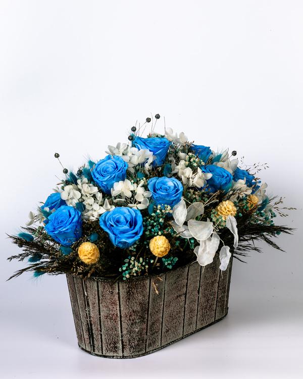 Blomkorg - Lyxigaste heminredning
