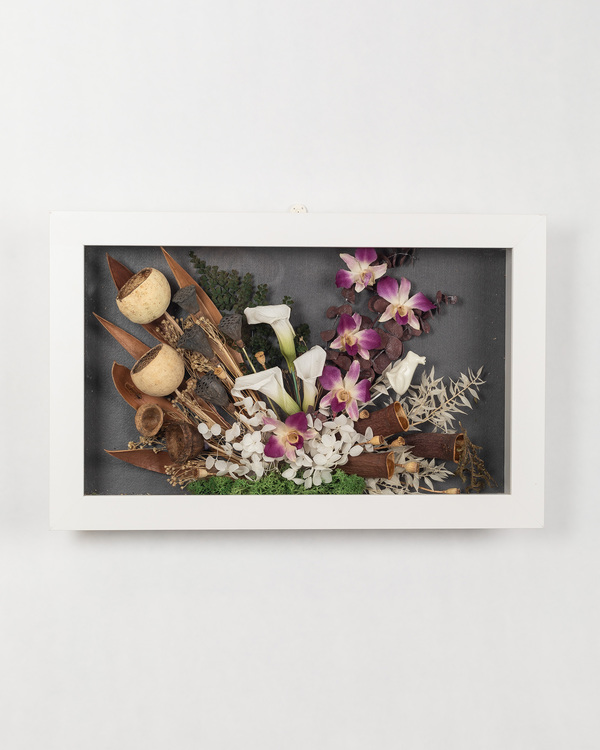Blomram - Modell Vinter