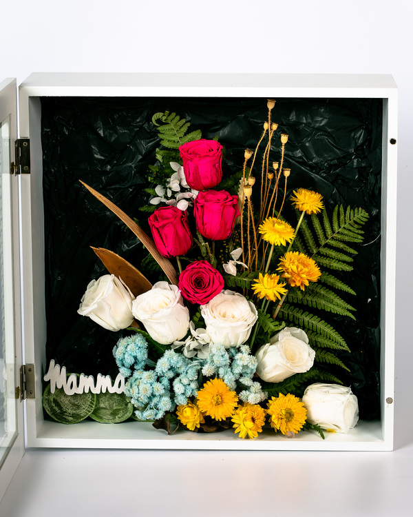 Blomram - Bästa gåva