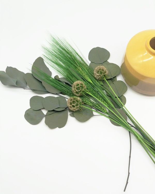 Mix Bukett - Grön (konserverad)